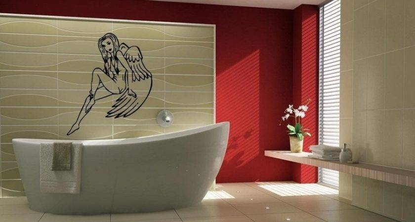 Bathroom Wall Decorating Ideas Small