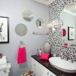 Bathroom Wall Decoration Ideas Small Decor
