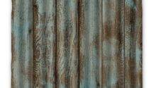 Bbj Vintage Rustic Old Barn Wood Custom Shower Curtain