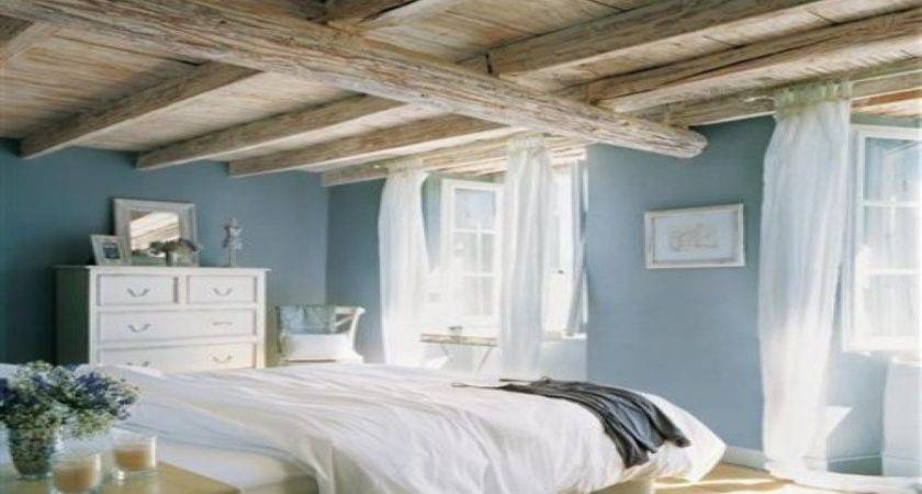 Beach Bedroom Rustic Blue Kitchen Cabinets White
