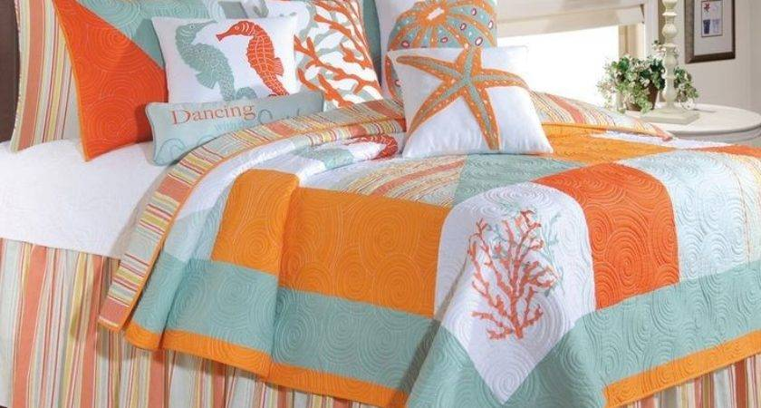Beach Themed Bedding Breezy Bedroom Boy