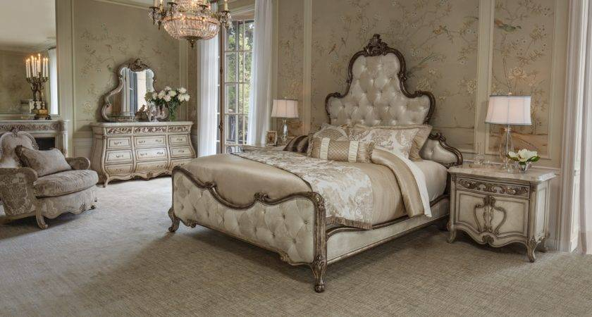 Beautiful Classical French Style Bedroom Design Ideas