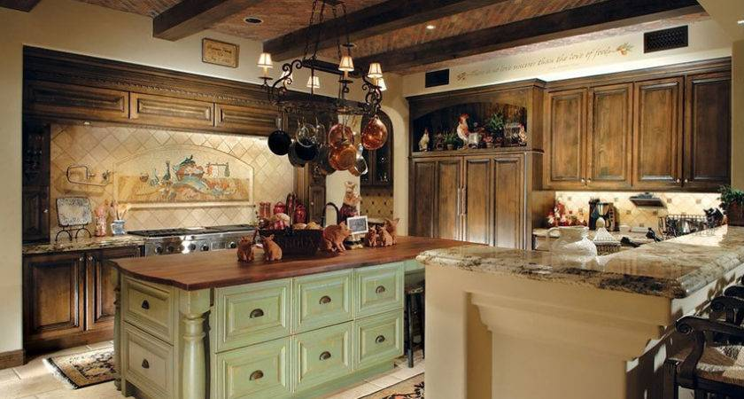 Beautiful Country Kitchen Designs