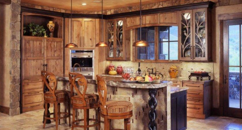 Beautiful Country Kitchens German House Victoria