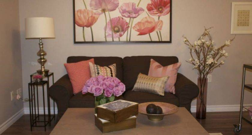 Beautiful Flower Room Decor Pink Living Cocoon Shaped