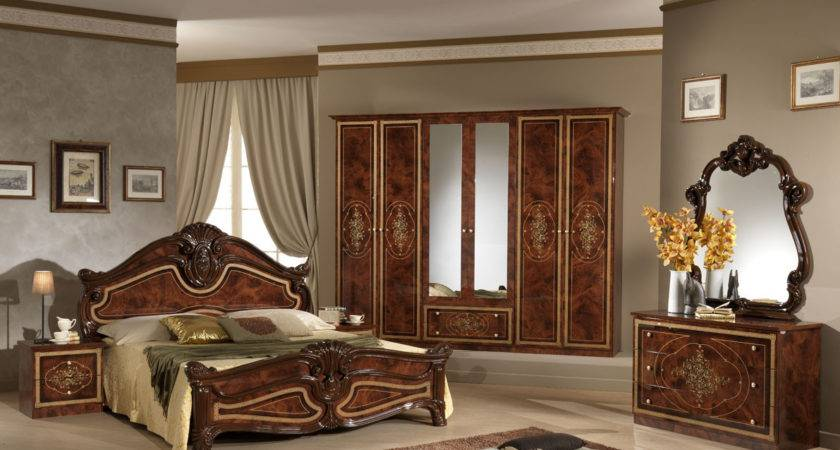 Beautiful Italian Bedroom Furniture Luxury