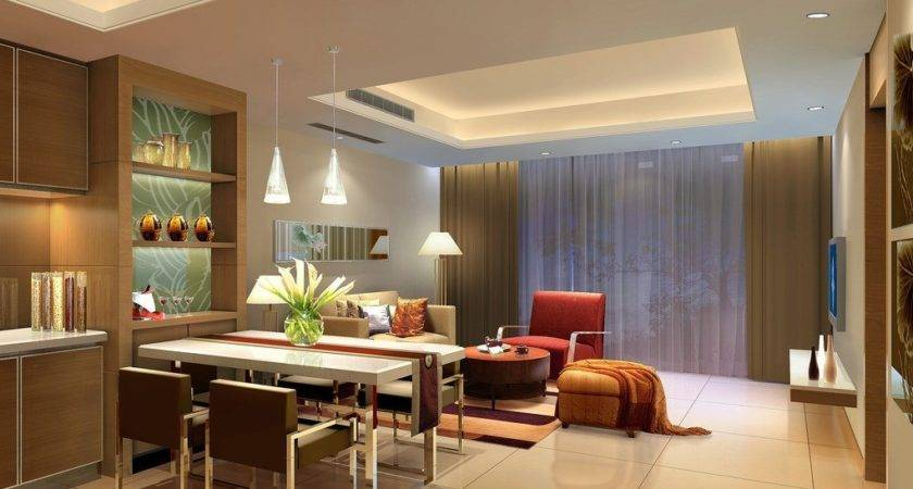 Beautiful Modern Homes Interior Designs New Home