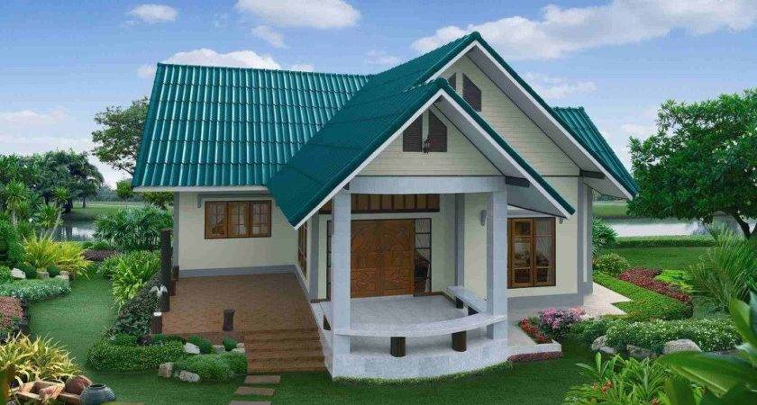 Beautiful Simple Small House Design