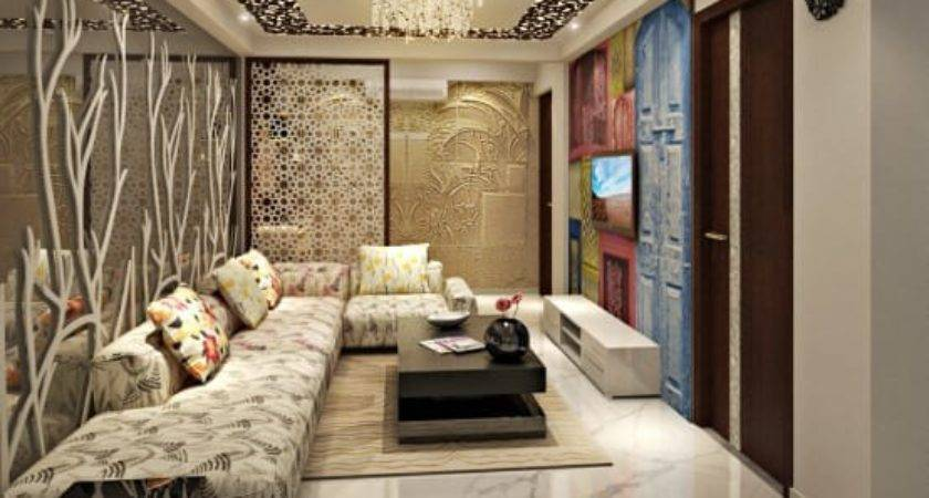 Beautiful Small Drawing Rooms Indian Homes