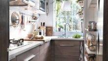 Beautiful Small Kitchen Make Fall Love
