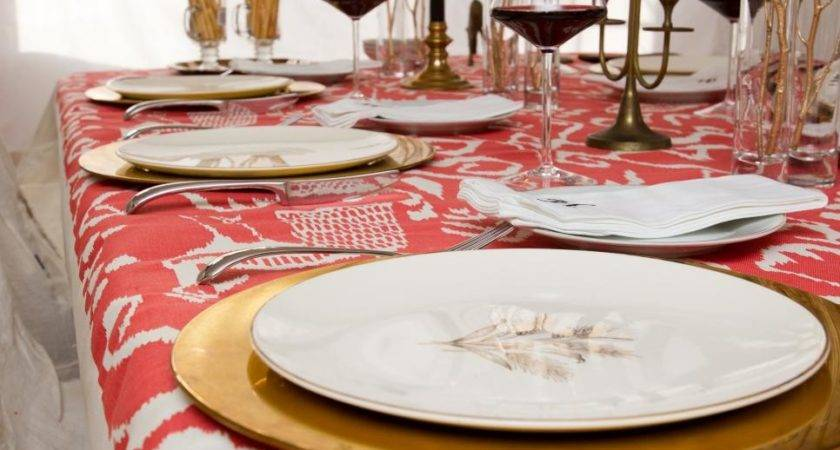 Beautiful Table Settings Any Party Hgtv