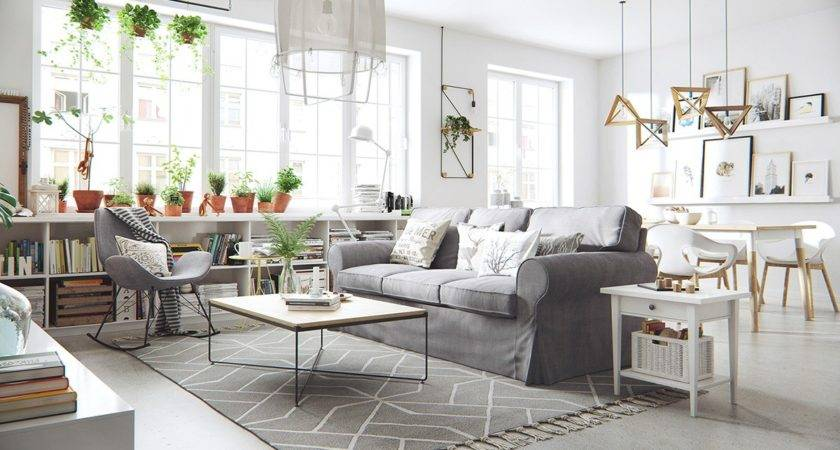 Beauty Nordic Apartment Interior Design Style Roohome