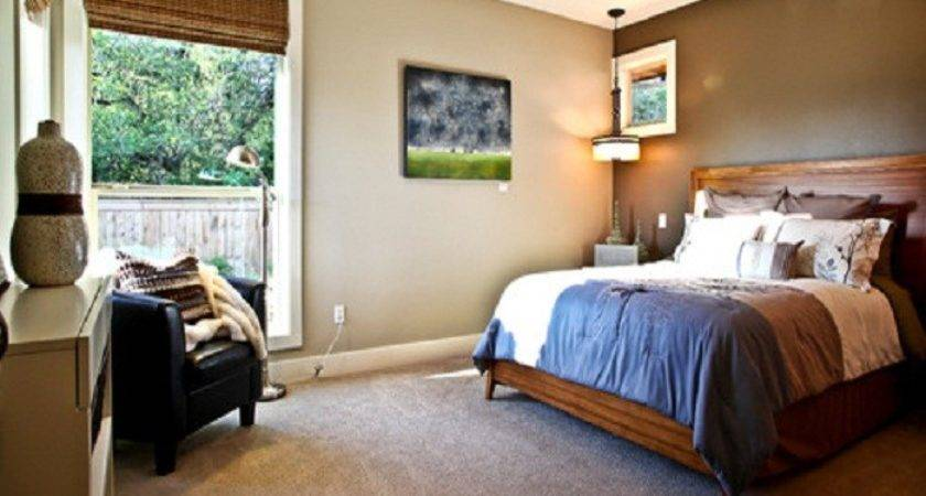Bedroom Accent Wall Color Home Decorating Ideas