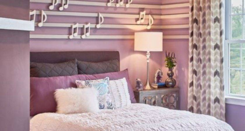 Bedroom Colors Teenage Girl Home Interior Designing