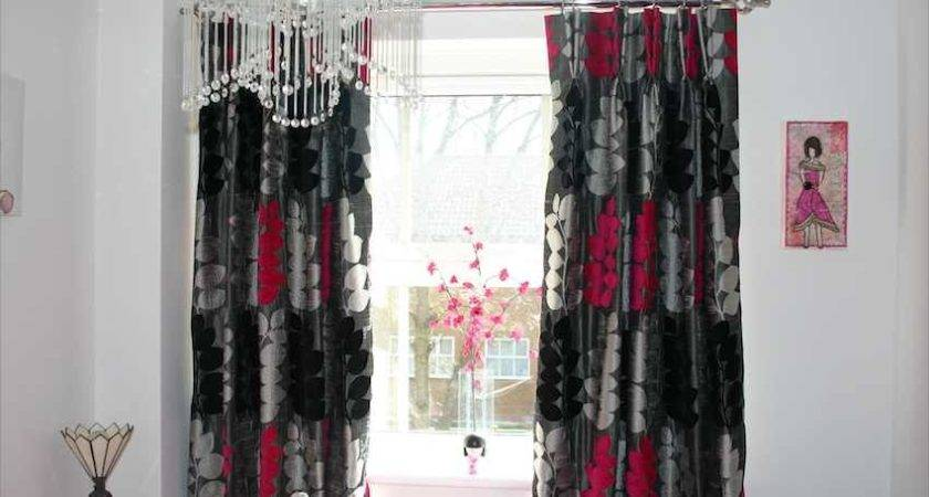 Bedroom Curtains Clare Marie