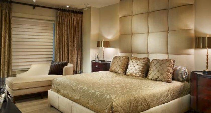Bedroom Decorating Ideas Brown Gold Home Delightful