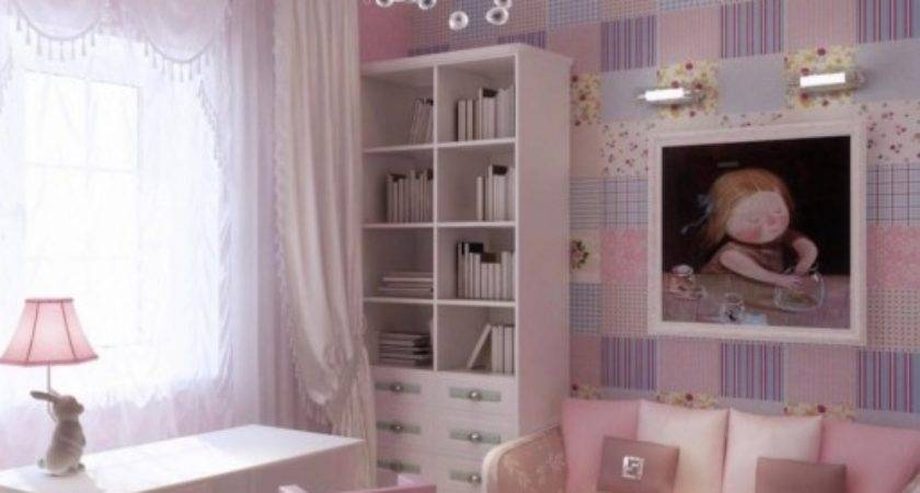 Bedroom Decorating Ideas Small Girls Room