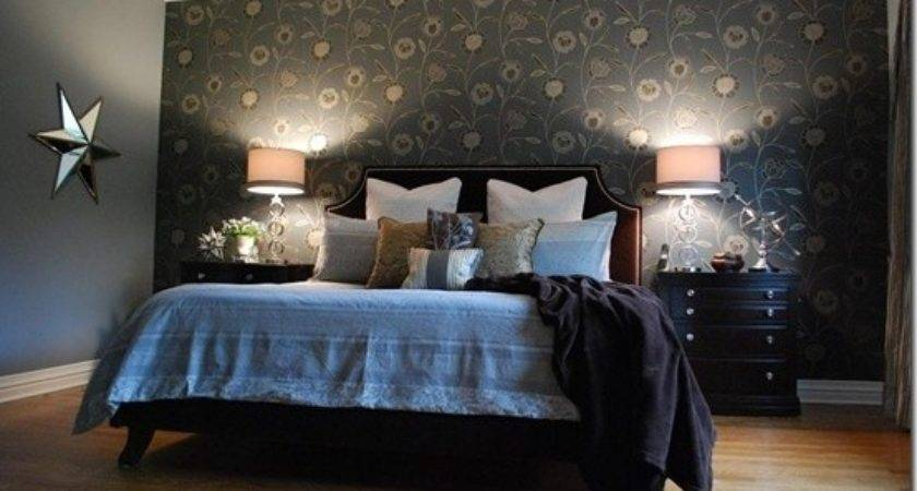 Bedroom Feature Wall Decor Ideas
