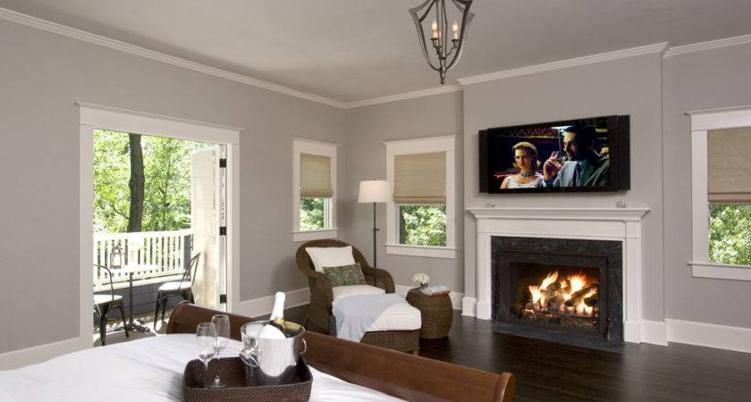 Bedroom Fireplace Designs Decorating Ideas Design