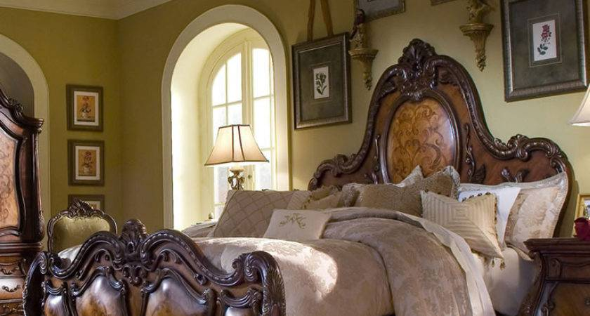 Bedroom Furniture Aico Chateau Beauvais Collection