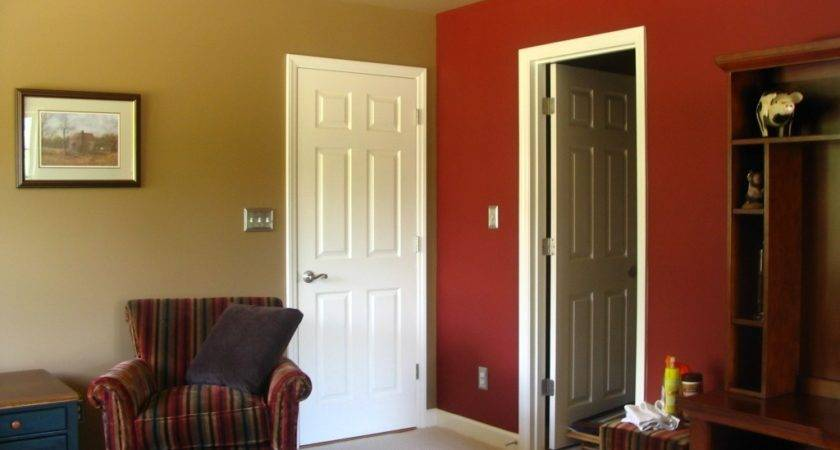 Bedroom Paint Two Different Colors Ideas Painting