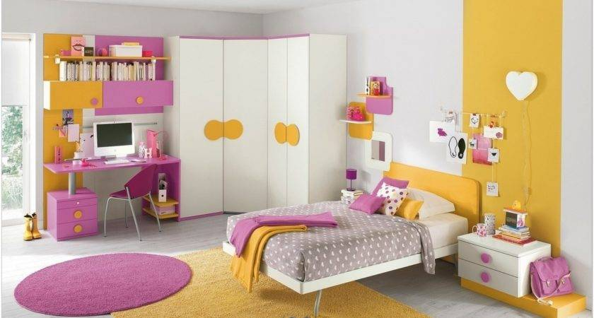 Bedroom Simple Kids Room Design