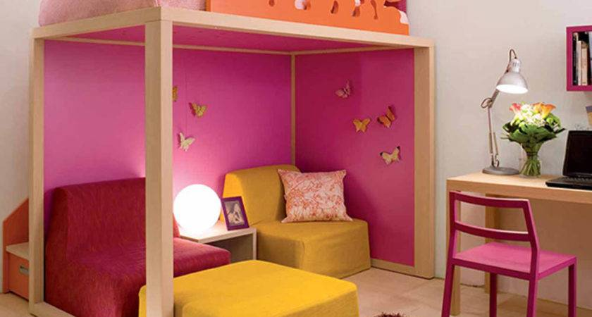 Bedroom Styles Kids Modern Architecture Concept