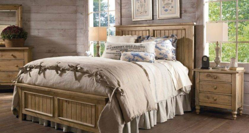 Bedroom White Country French Furniture English