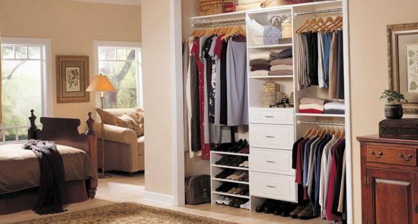 Bedroom Without Closet Storage Ideas Home Design