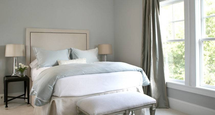 Bedrooms Gray Blue