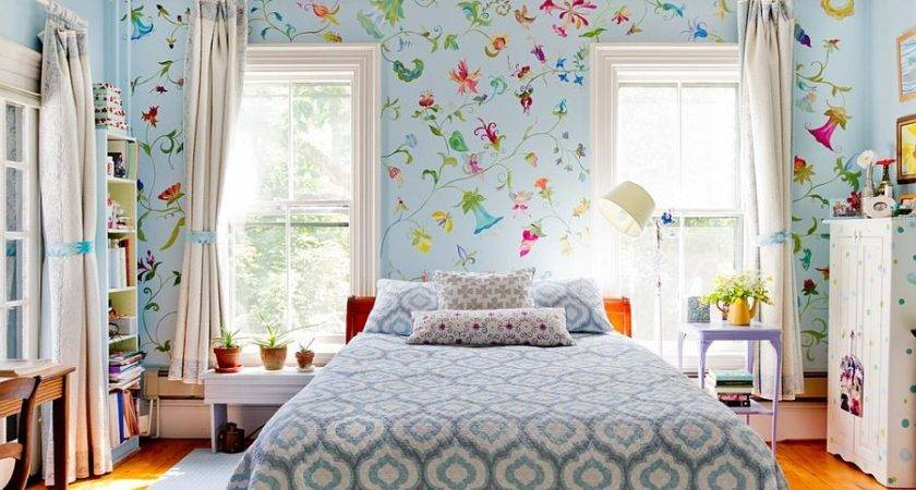 Bedrooms Wow Mismatched Nightstands