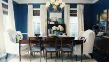 Before After Blank Dining Room Plus Rich Bold Color