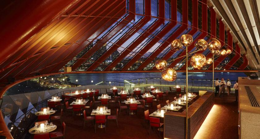 Bennelong Sydney Review Beautiful Restaurant