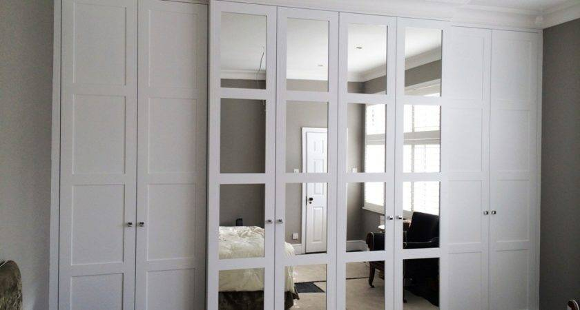 Bespoke Fitted Wardrobes London Mirror Doors