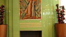 Best Art Deco Interiors Pinterest