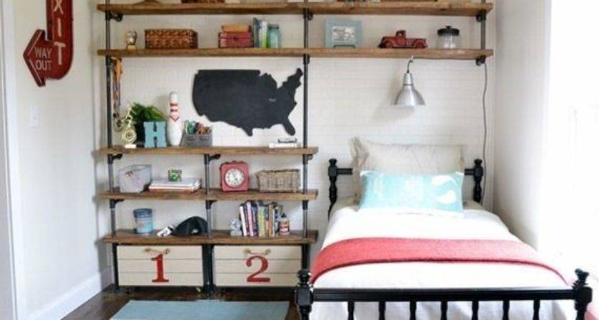 Best Bedroom Shelving Ideas Pinterest Room