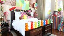 Best Candy Themed Bedroom Ideas Pinterest