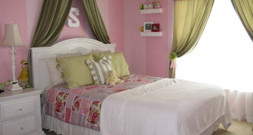 Best Collection Girls Bedroom Decorating Ideas