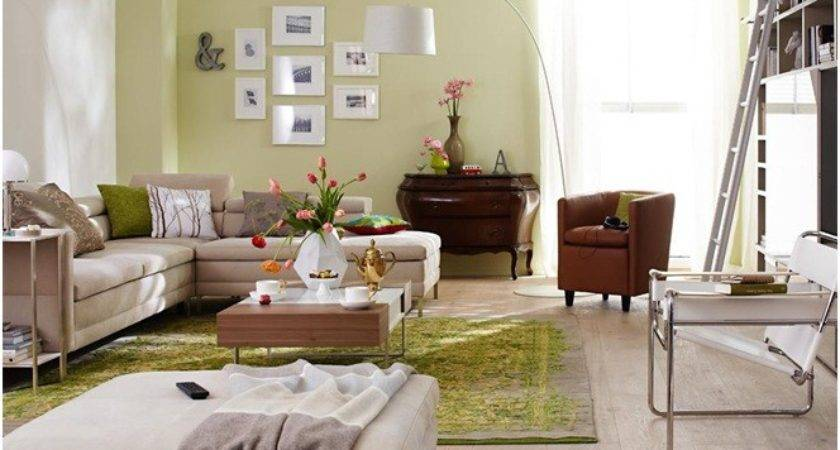 Best Color Palette Decoration Small Living Room