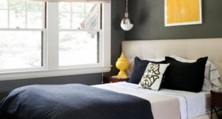 Best Colors Small Bedroom Dark Color Scheme Gray Paint