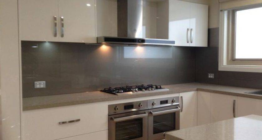 Best Coloured Glass Splashbacks Ideas Pinterest