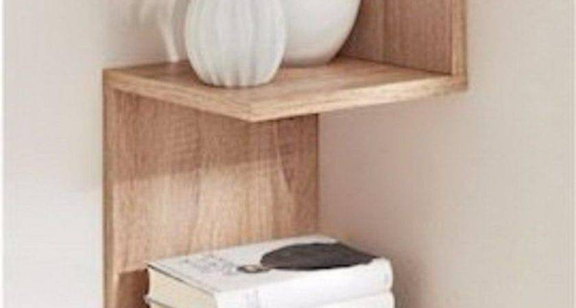 Best Corner Shelf Ideas Pinterest Diy