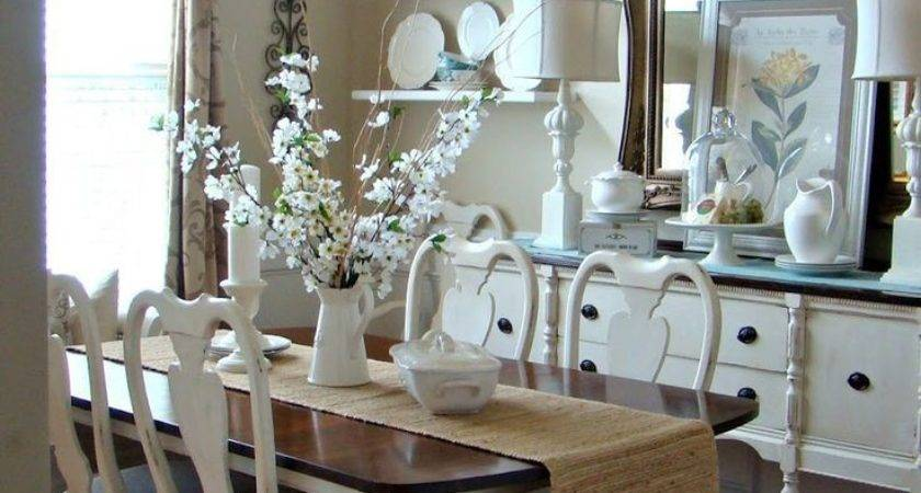 Best Country Cottage Dining Room Ideas