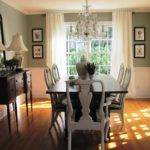 Best Dining Room Furniture Color Schemes