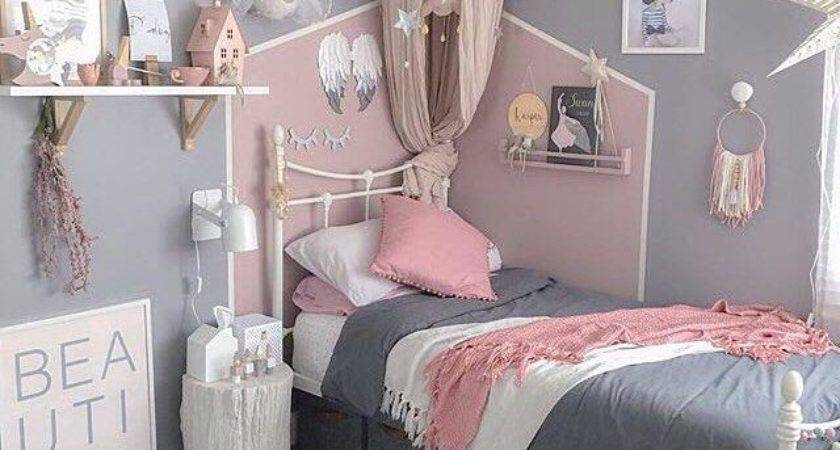 Best Dusty Pink Bedroom Ideas Pinterest