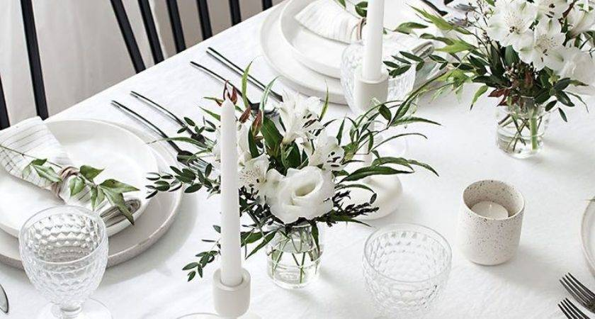 Best Formal Table Settings Ideas Pinterest
