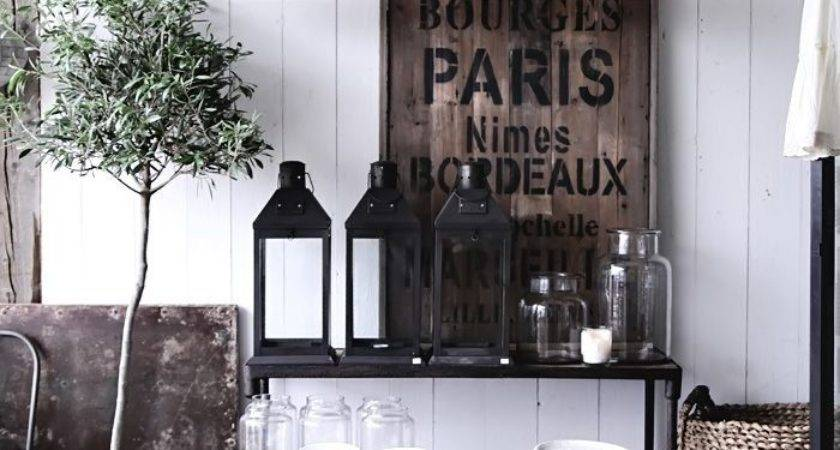 Best French Industrial Decor Ideas Pinterest
