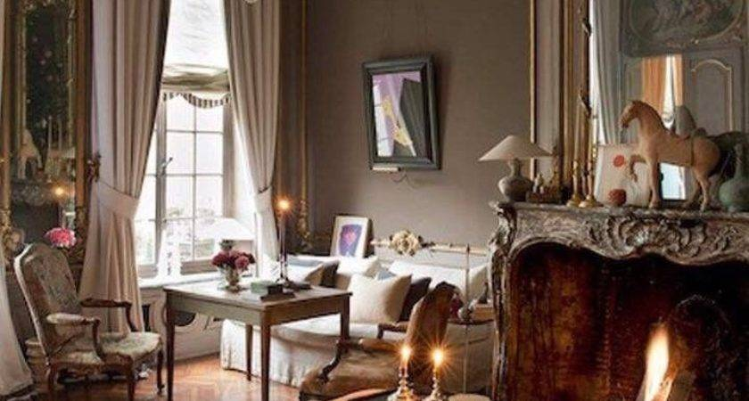 Best French Interiors Ideas Pinterest