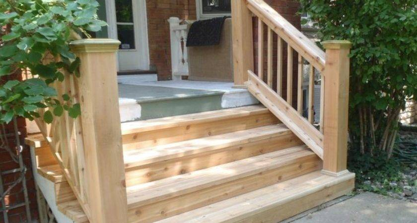 Best Front Porch Steps Ideas Pinterest Siding