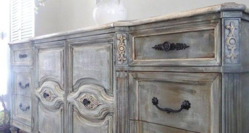 Best Grey Distressed Furniture Ideas Pinterest